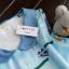 เสื้อผ้าเกาหลีพร้อมส่ง เสื้อคลุมสะโพก แขนกุดพร้อมดีไซน์คอบัว thumbnail 4