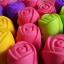 พิมพ์ยางซิลิโคน แบบแยก ลายดอกกุหลาบ 5 cm.(ต่อโหล) thumbnail 1
