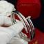 พร้อมส่ง Cartier Bangle กำไลคาร์เทียตะปูพัน 2 รอบงาน thumbnail 4