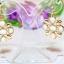 E149017 ต่างหูทองระย้า Fashion Earrings thumbnail 1