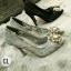 D&G lace รองเท้าคัชชูส้นสูง งานลูกไม้ thumbnail 6