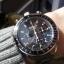 นาฬิกา Seiko มดดำ Bullhead ในตำนาน SCEB009 SPIRIT SMART II Watch Men Chronograph thumbnail 2