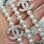 พร้อมส่ง Chanel Pearl Necklace รุ่นนี้เป็นงานมุกญี่ปุ่นเกรดดีมาก thumbnail 2