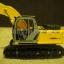 โมเดลรถก่อสร้าง NEW HOLLAND E215BL.C LONG REACH EXCAVATOR 1:50 BY MOTORART thumbnail 5