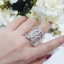 พร้อมส่ง Diamond Ring งานเพชร CZ แท้ เพชรเกรด 6A thumbnail 3