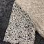 ชุดเดรสเกาหลี พร้อมส่งNelly Luxury Soft Silver Lace Cocktail Dress thumbnail 9
