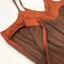 เสื้อผ้าเกาหลี พร้อมส่งจั้มสายเดี่ยวผ้าอัดพรีทอย่างดี thumbnail 11