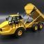 โมเดลรถบรรทุก CAT 725 Articulated Dumper Truck thumbnail 8
