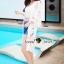 เสื้อผ้าเกาหลี พร้อมส่งSeoully Ivora Lace Long Outer thumbnail 5