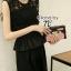 เสื้อผ้าเกาหลี พร้อมส่ง Monaco Luxury Lace Set thumbnail 5