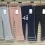เสื้อผ้าเกาหลีพร้อมส่ง กางเกงผ้ายืด ดีเทลเป็นขาบานนิดๆเย็บแต่งเป็นชาย thumbnail 2