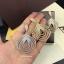 พร้อมส่ง Diamond Earring ต่างหูเพชร CZ แท้ งานเกรดตู้เพชร ดีไซส์ modern thumbnail 1