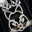 พร้อมส่ง diamond Chanel brooch &Earring เข็มกลัด/ต่างหู ชาแนล thumbnail 1