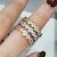 พร้อมส่ง Diamond Ring งาน 3 กษัตริย์สวยมาก thumbnail 6