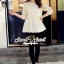 เสื้อผ้าเกาหลี พร้อมส่งเสื้อทรงสวยหวานสไตล์สาวเกาหลี thumbnail 11