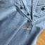 ชุดเดรสเกาหลี พร้อมส่งมินิเดรสเกาะอกผ้าเดนิมทับเสื้อลูกไม้สีขาว thumbnail 13