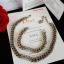พร้อมส่ง Christian Dior Necklace & Bracelet เป้ะทุกจุด thumbnail 1