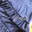 เสื้อผ้าเกาหลี พร้อมส่งเซ็ตเสื้อผ้าลูกไม้แขนยาวสีขาวทับด้วยสายเดี่ยวผ้าเครปน้ำเงินเข้ม thumbnail 12