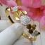 พร้อมส่ง กำไลทองสุโขทัย ทองฉลุ งานทอง 5 ไมครอน thumbnail 3