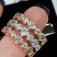 พร้อมส่ง Diamond Ring งาน 3 กษัตริย์สวยมาก thumbnail 3