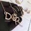 พร้อมส่ง Christian Dior Necklace สร้อยคอ กำไลแบรนด์ดิออ thumbnail 1