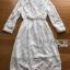 ชุดเดรสเกาหลี พร้อมส่งเดรสผ้าลูกไม้สีขาวสไตล์ลำลอง thumbnail 16