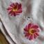 ชุดเดรสเกาหลีพร้อมส่ง เดรสผ้าป่านคอตตอนปักลายดอกไม้ทรงสายเดี่ยวเปิดไหล่ thumbnail 10
