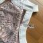 ชุดเดรสเกาหลี พร้อมส่งเดรสผ้าลูกไม้สีนู้ดสไตล์เซ็กซี่เฟมินีน thumbnail 13