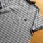เสื้อผ้าเกาหลี พร้อมส่งเซ็ตเสื้อลายทางตกแต่งพู่และกางเกงทอลายกราฟฟิก thumbnail 14