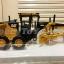 โมเดลรถก่อสร้าง CAT 140M Motor Grader by Norscot สเกล 1:50 thumbnail 2