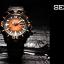 Seiko Monster Automatic รุ่น SRP311K1 นาฬิกาข้อมือผู้ชาย สีดำ สายสแตนเลส thumbnail 4