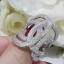 พร้อมส่ง Diamond Ring งานเพชร CZ แท้ เพชรเกรด 6A thumbnail 5