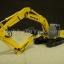 โมเดลรถก่อสร้าง NEW HOLLAND E215BL.C LONG REACH EXCAVATOR 1:50 BY MOTORART thumbnail 4