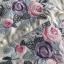 เสื้อผ้าเกาหลี พร้อมส่งเสื้อผ้าคอตตอนปักลายดอกกุหลาบสไตล์วินเทจ thumbnail 15