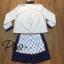 เสื้อผ้าแฟชั่นเกาหลีพร้อมส่ง เชิ้ตแขนยาว ผ้า cotton Polyester thumbnail 12