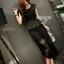 เสื้อผ้าเกาหลี พร้อมส่ง Monaco Luxury Lace Set thumbnail 2