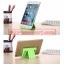 UNIVERSAL STENTS smart phone stand ที่วางมือถือ บนโต๊ะสำหรับโทรศัพท์มือถือทุกรุ่น พกพา ปรับได้ พับได้ thumbnail 2