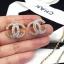 พร้อมส่ง ต่างหู & สร้อย & จี้ Chanel งานชุบ 5 ไมครอน thumbnail 2