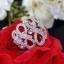 พร้อมส่ง Infinity Diamond Ring งานเพชร CZ แท้ thumbnail 3