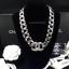 พร้อมส่ง Chanel Bracelet & Necklace สร้อยข้อมือชาแนล + สร้อยคอชาแนล thumbnail 3