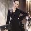 เสื้อผ้าเกาหลี พร้อมส่งCC Luxury Diamond Jacket thumbnail 7