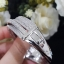 พร้อมส่ง Diamond Bangle & Ring เซตแหวน + กำไล thumbnail 4
