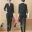 เสื้อผ้าเกาหลี พร้อมส่งSimplicity Beauty Jumpsuit thumbnail 1
