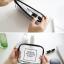 TB68 Cosmetic Bag - กระเป๋าใส่เครื่องสำอาง พลาสติกใส thumbnail 7
