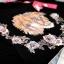 เสื้อผ้าแฟชั่นเกาหลีพร้อมส่ง ชุดเซท เสื้องานปักลายแบรน Gucci thumbnail 6