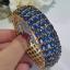 พร้อมส่ง Diamond Bangle งานสวยมากกกกก พลอยสวิสแท้ thumbnail 1