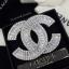 พร้อมส่ง เข็มกลัด/จี้ แบรนด์ Chanel งานเพชร CZ แท้ thumbnail 1