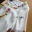 ชุดเดรสเกาหลี พร้อมส่งเดรสยาวผ้าคอตตอนตกแต่งลูกไม้ thumbnail 10