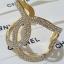 พร้อมส่ง Chanel Cuff งานเกรด Super Hi-End thumbnail 4