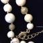 พร้อมส่ง Chanel Necklace เกรดซุปเปร์ไฮเอนคะงานหิน Howlite thumbnail 2